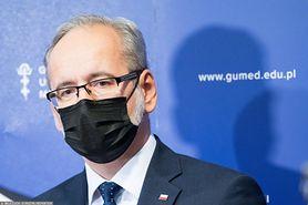 Niedzielski: w listopadzie spodziewamy się do 12 tys. zakażeń koronawirusem dziennie (WIDEO)