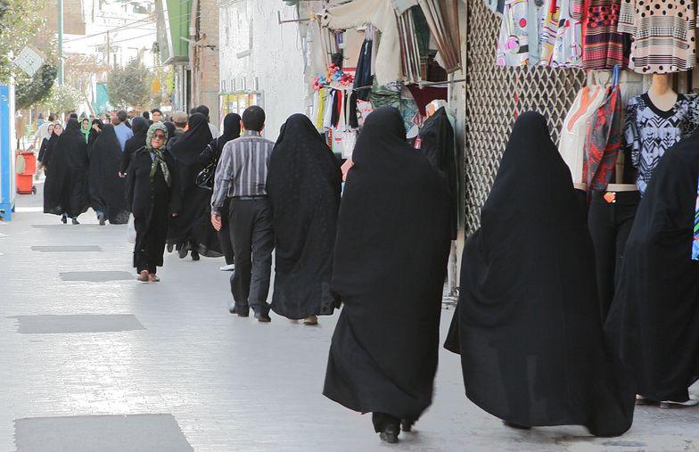 Iran. Córka dokonała egzekucji własnej matki