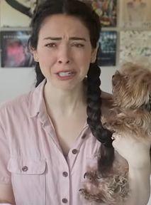 """Influencerka uśpiła """"agresywnego"""" psa, ale tak, by była DRAMA i LAJKI się zgadzały"""