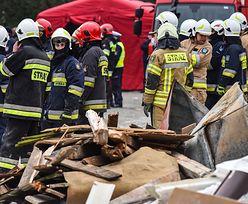 Wybuch gazu w Puławach. Są ofiary śmiertelne