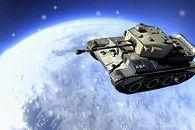 Twórcy World of Tanks wystrzelili czołg na orbitę. Tak, to promocja nowego trybu gry