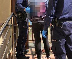 Napad z nożem na sklep jubilerski. Sprawcą była kobieta