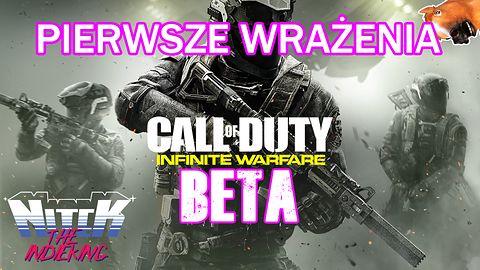 Call of Duty Infinite Warfare BETA - pierwsze wrażenia