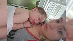 Śpiączka po ugryzieniu kleszcza. 2-latek mógł umrzeć (WIDEO)
