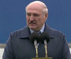 Niecodzienny wygląd Łukaszenki. Tak pokazał się przed białoruskimi piłkarzami