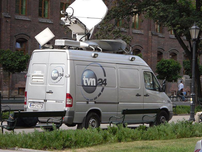 KRRiT przyjęła uchwałę. Jest decyzja ws. TVN24