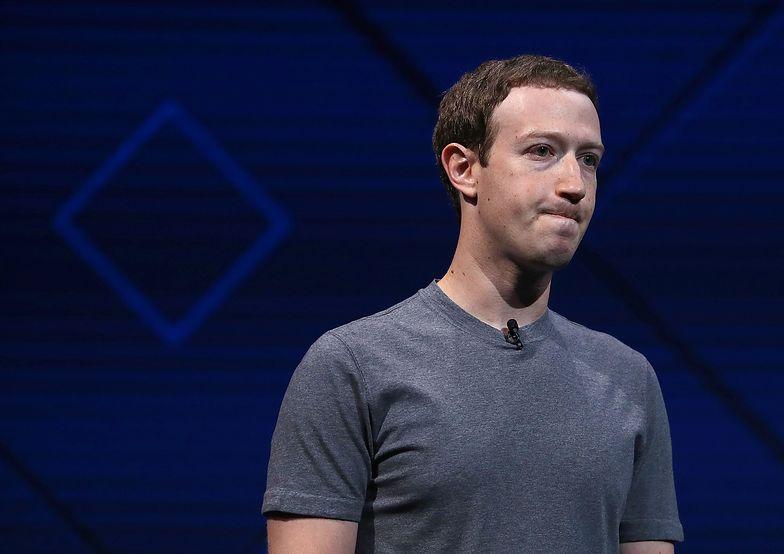 Zuckerberg na pewno był wściekły