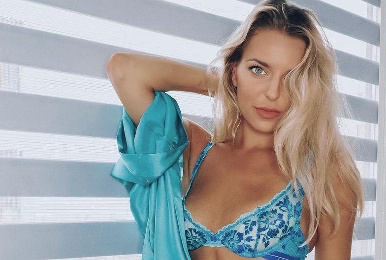 """""""Ciało perfekcja"""". Oliwia z """"Love Island"""" wrzuciła do sieci intymną fotkę"""