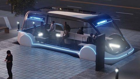 Elon Musk przedstawił nowe szczegóły podziemnego transportu. Będzie bardzo tani