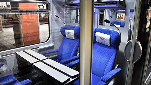 Wygodniejszy zakup biletów na pociągi PKP Intercity w aplikacji SkyCash