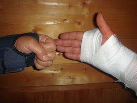 Opatrunki i bandażowanie