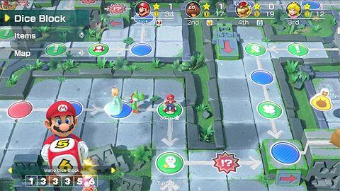 Nintendo przypomniało sobie o Super Mario Party. Jest nowy tryb
