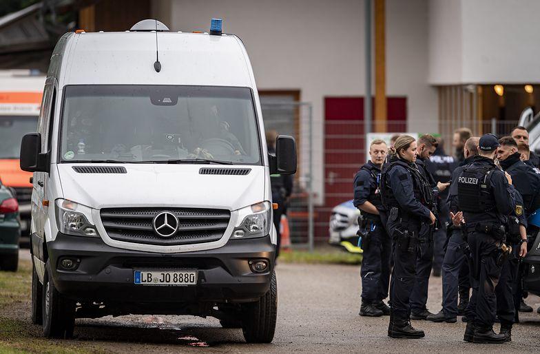 """""""Niemiecki Rambo"""" aresztowany. Po pięciu dniach pościgu"""