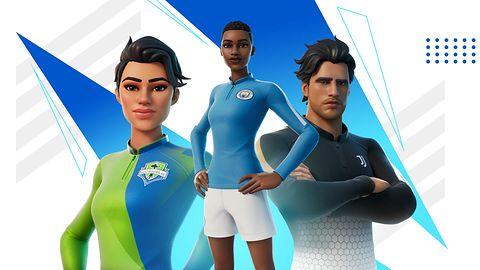Manchester City i Juventus w Fortnite. Epic Games dodaje masę piłkarskich nowości