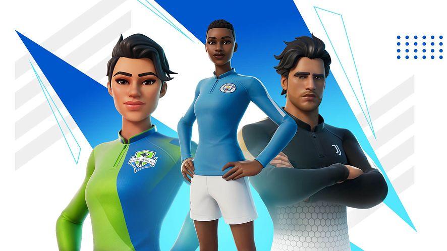 Piłkarskie nowości w Fortnite