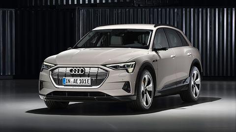 Nowe Audi e-tron oficjalnie. Skomputeryzowany SUV bez klasycznych lusterek