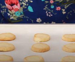 Przepis na ciasteczka z trzech składników. Smaczne, jak u babci