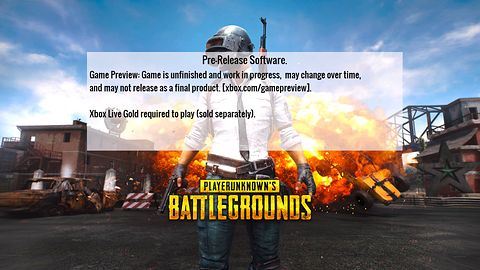 PlayerUnknown's Battlegrounds na Xboksie One ma przed sobą jeszcze długą drogę