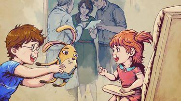 [Aktualizacja] Dogrywka konkursu My Brother Rabbit
