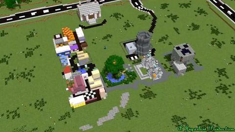 SimCity w Minecrafcie. Tak. Sim City w Minecrafcie