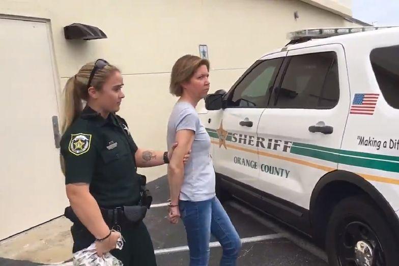 USA. Kobieta spakowała swojego chłopaka do walizki. Mężczyzna zmarł
