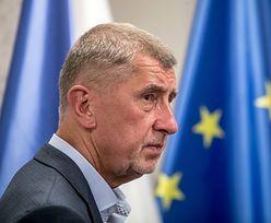 Strzał w samolocie czeskiego premiera.  Padł z broni członka rządowej ochrony