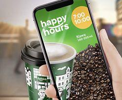 Nie chodzimy już na kawę, ale po kawę. Największa sieć sklepów convenience ogłasza kawowy Happy Hours