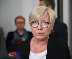 """Julia Przyłębska oskarża: skandaliczne wystąpienia. """"Mówią, że TK nie istnieje"""""""