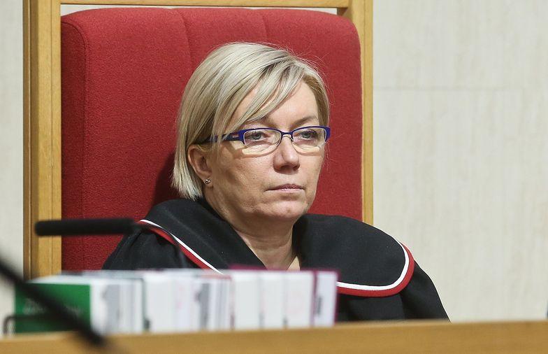 Bezprecedensowa decyzja sądu. Prezes TK wybrano nielegalnie