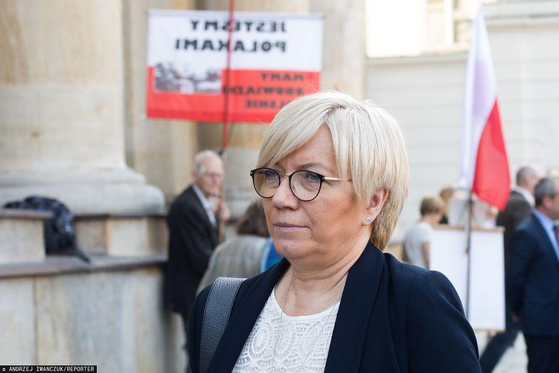 Julia Przyłębska (prezes Trybunału Konstytucyjnego) - zdj. arch.