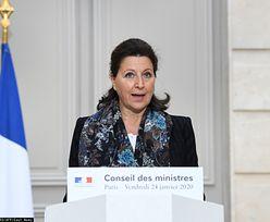 Wirus z Chin dotarł do Francji. Dwa potwierdzone przypadki: jeden w Paryżu, drugi w Bordeaux