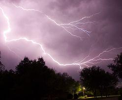 Groźne burze i grad w całej Polsce. Ostrzeżenia pogodowe na weekend!