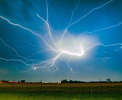 Burze, grad i silny wiatr. IMGW wydał ostrzeżenia dla 7 województw
