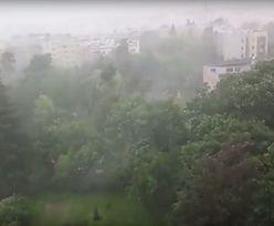 Burze nad Polską. To wygląda jak koniec świata
