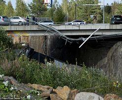 Katastrofa autobusu w Finlandii. 4 osoby nie żyją, 20 rannych