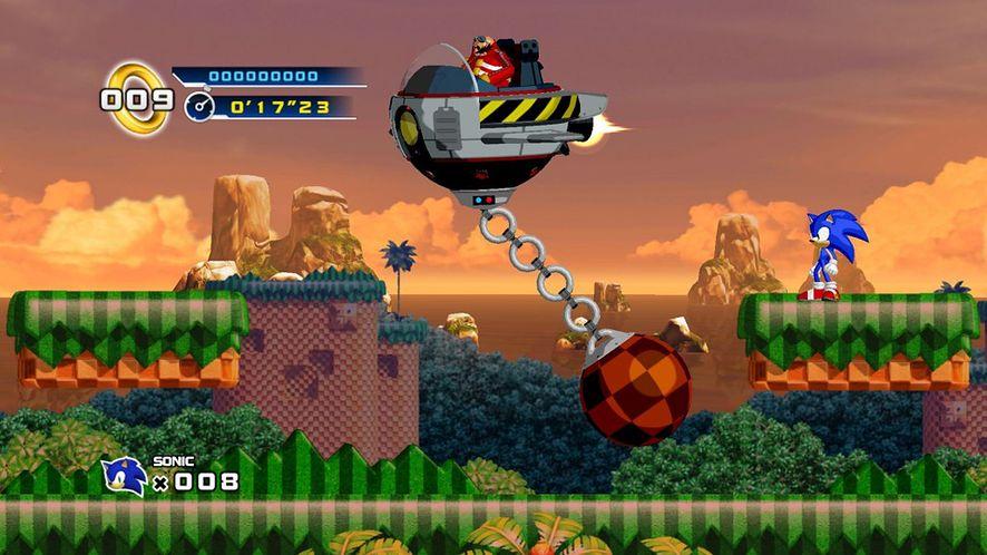 Sonic 4 odkrywa swe tajemnice
