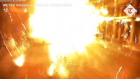 Przeciwnik 5G przeprowadził atak bombowy w Nashville. To mogło być paranoiczne samobójstwo