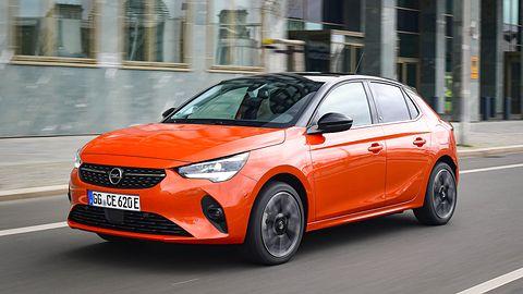 Elektryczny samochód dla każdego: nowy Opel Corsa-e