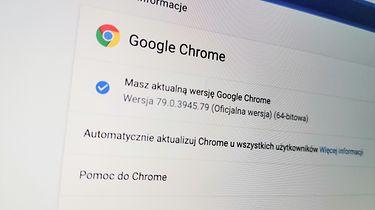 """Google Chrome 79 """"zamraża"""" karty, by twój laptop działał dłużej na baterii - Google Chrome 79 """"zamraża"""" karty, by oszczędzać energię"""