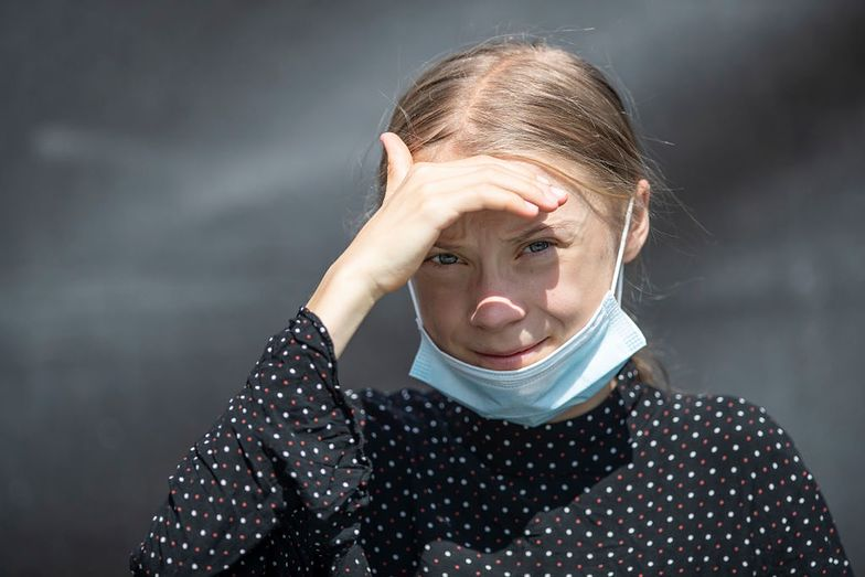 Kryzys klimatyczny na jednej emotce. Greta Thunberg wskazała bez wahania