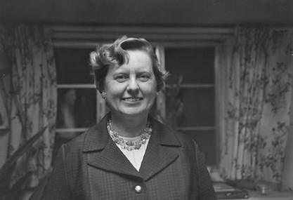 Margaret Oakley Dayhoff, 1980; zdjęcie ze zbiorów U.S. National Library of Medicine