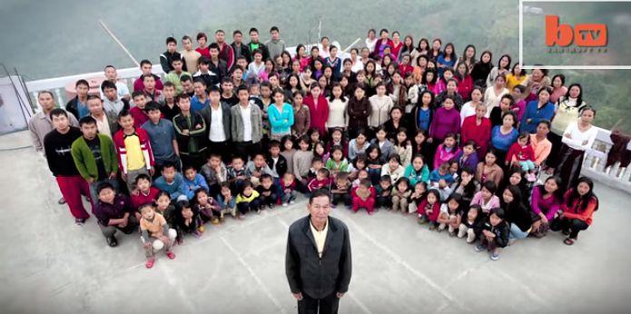 Najliczniejsze rodziny na świecie