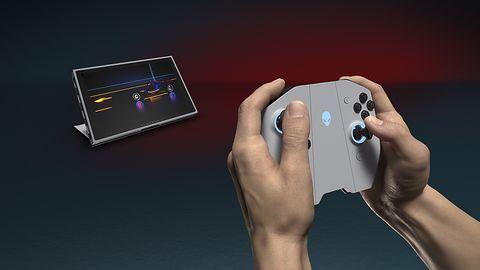 Alienware Concept UFO: komputer inspirowany konsolą Nintendo Switch