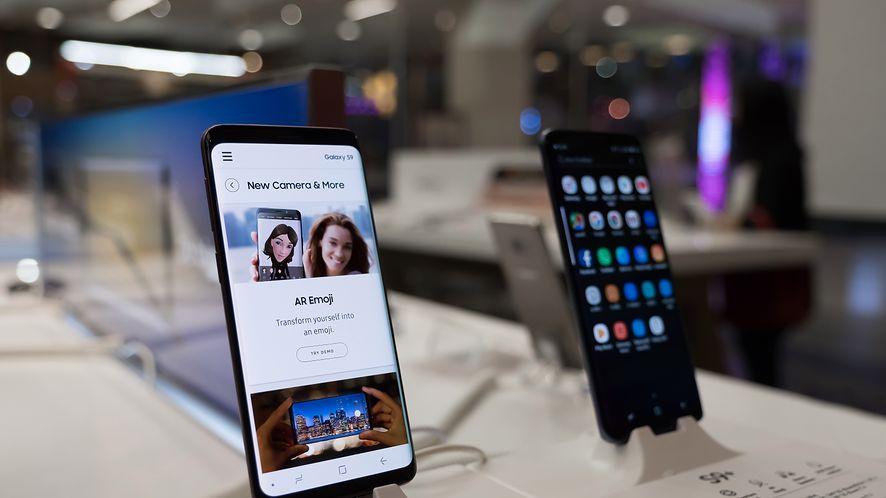 Samsungi z serii S10 zostaną pokazane 20 lutego (depositphotos)