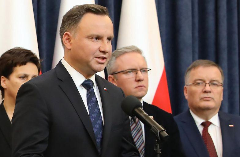 Zmiany w Kancelarii Prezydenta? Człowiek Andrzeja Dudy chce odejść