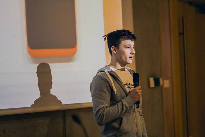 Bartosz Ambrożkiewicz – 19 lat