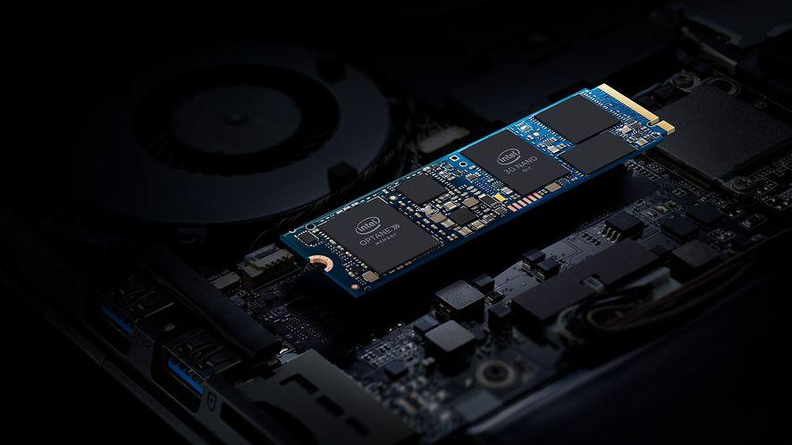 Dyski Intel Optane nie współpracują dobrze z majową aktualizacją Windows 10, fot. materiały prasowe