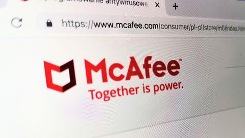 Programy McAfee z poważną luką: możliwe było ładowanie szkodliwych bibliotek