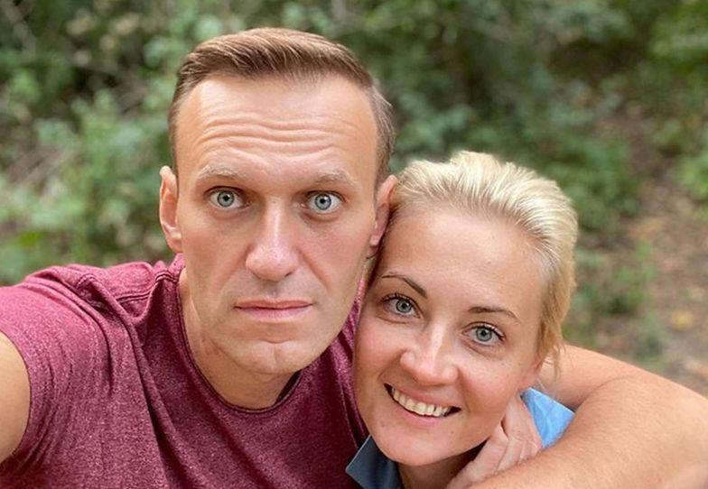 """Nawalny o otruciu: """"Za tym aktem stoi Putin. Nie ma innego wytłumaczenia"""""""
