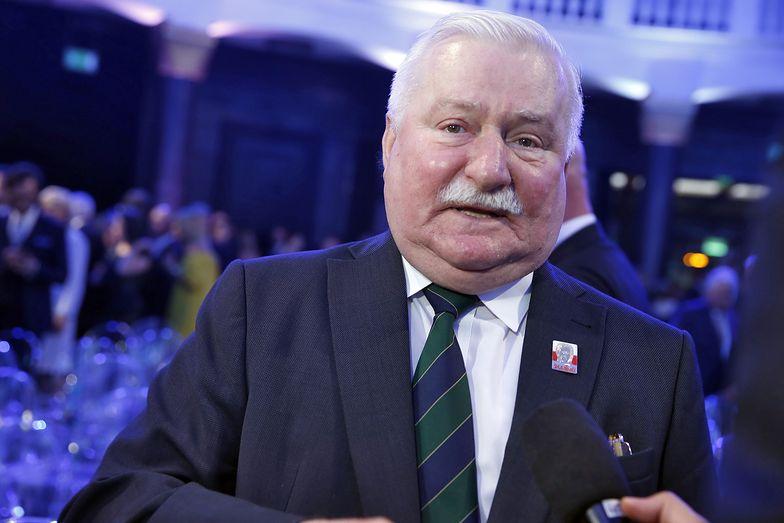Ile emerytury dostaje Lech Wałęsa? Starczy nie tylko na waciki